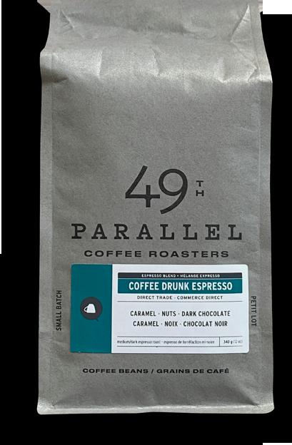 49th X CoffeeDrunk Bag solo